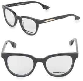 McQ 21MM Logo Optical Frames