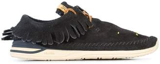 Visvim lace-up moccasins