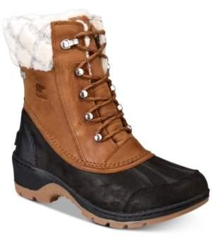 Sorel Women's Whistler Mid Waterproof Winter Boots Women's Shoes