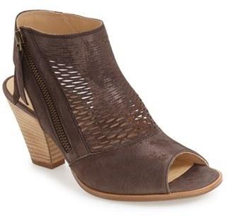Women's Paul Green 'Willow' Peep Toe Sandal $349 thestylecure.com