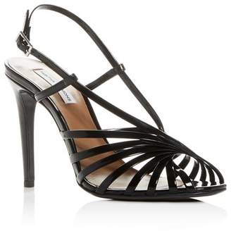 Tabitha Simmons Women's Jazz Strappy Slingback High-Heel Sandals