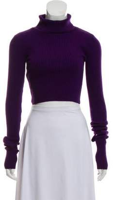 Jacquemus Wool Turtleneck Sweater