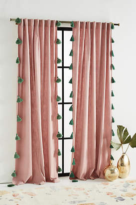 Anthropologie Mindra Curtain