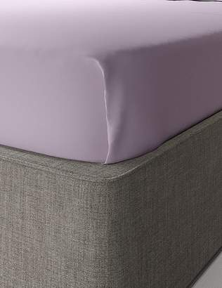 Marks and Spencer Egyptian Cotton 400 Thread Count Flat Sheet