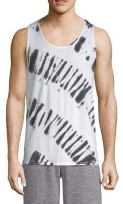Threads 4 Thought Tie-Dyed Cotton Tank Top