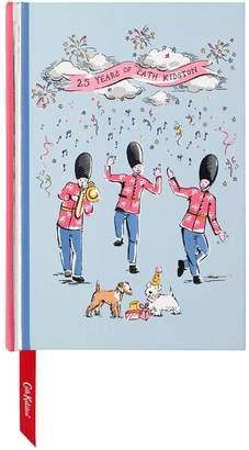 Cath Kidston 25th Birthday Notebook