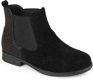 Journee Collection Sawyer Toddler & Youth Chelsea Boot - Girl's
