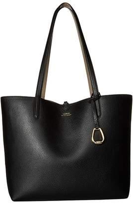 Lauren Ralph Lauren Merrimack Reversible Tote Medium Tote Handbags
