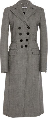 Altuzarra Janine Double Breasted Wool-Blend Coat