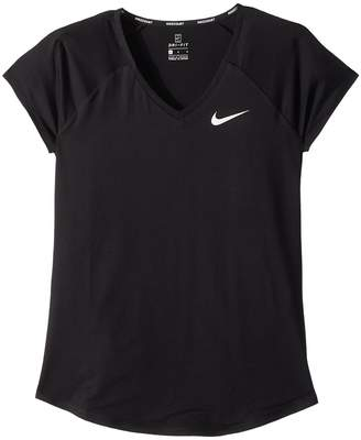 Nike Court Pure Tennis Top Girl's Clothing