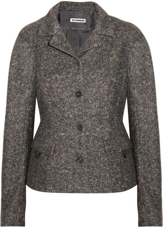 Jil Sander Tweed jacket