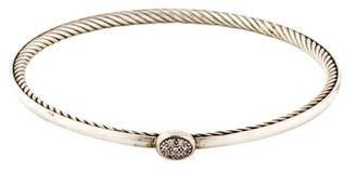 David Yurman Diamond Confetti Bangle