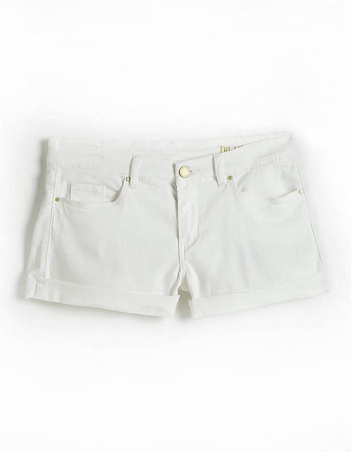 Blank NYC The Short Classique Cuffed Denim Shorts