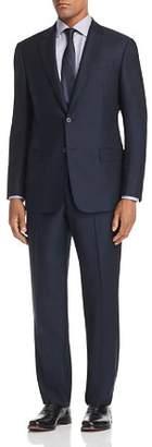 Emporio Armani Navy Regular Fit Suit
