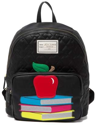 633b1c1596 Betsey Johnson An Apple A Day Backpack