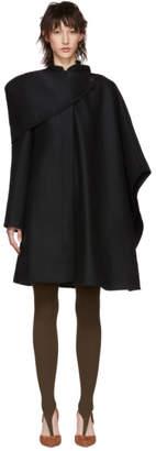 Jacquemus Black Le Manteau Bibi Coat