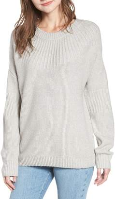 Hinge Bow Back Sweater