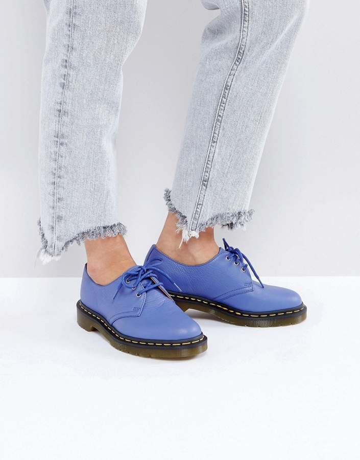 Dr. MartensDr Martens 1461 leather Lace Up Flat Shoe