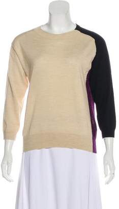 Dries Van Noten Wool-Blend Knit Sweater