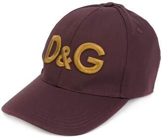 Dolce & Gabbana branded cap