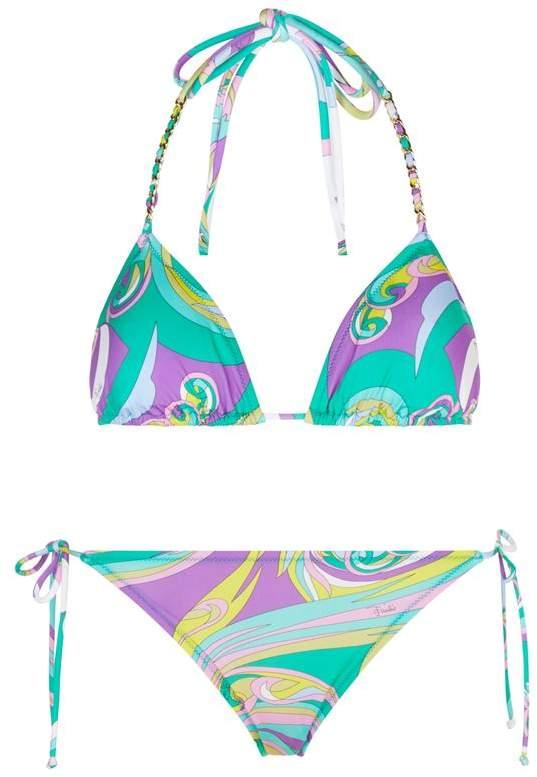 Chain Triangle Bikini