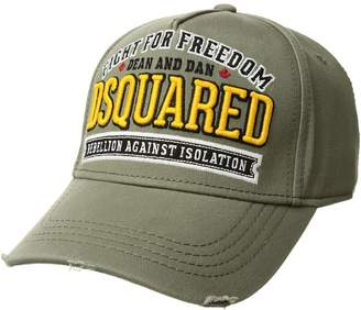 DSQUARED2 Fight For Freedom Baseball Cap
