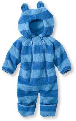 L.L. Bean L.L.Bean Infants' Hi-Loft Fleece Coveralls, Stripe