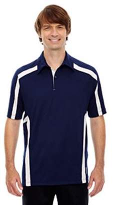 Ash City - North End Sport Red Men's Accelerate UTK cool?logik Performance Polo - NIGHT 846 - M 88667