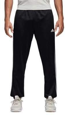adidas Essentials Three-Stripe Tapered Pants
