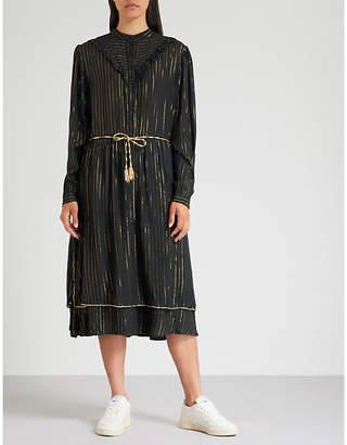 MiH Jeans x Bay Garnett Golborne Road Vintage striped shirt dress