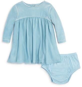 Splendid Girls' Velour & Mesh Dress with Bloomers - Baby