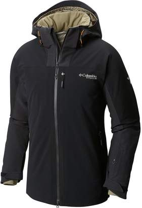 Columbia Titanium Powder Keg Ski Jacket - Men's