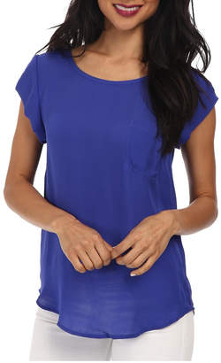 Joie Rancher Deep-Indigo Top