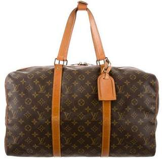 Louis Vuitton Monogram Sac Souple 45
