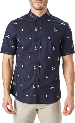 7 Diamonds Isolator Woven Shirt