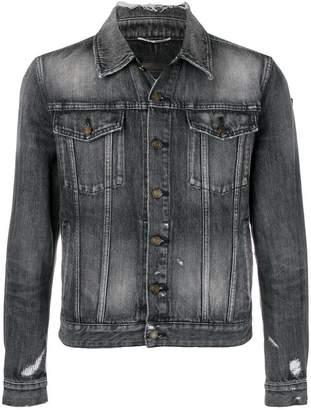 Saint Laurent slim fit denim jacket
