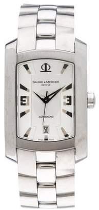 Baume & Mercier Hampton Milleis Automatic Watch