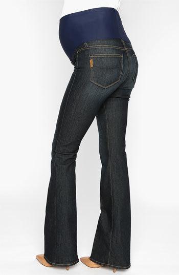 Paige Denim 'Skyline' Maternity Bootcut Jeans (Twilight)