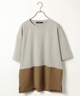 RAGEBLUE (レイジブルー) - TR素材切り替えTシャツ