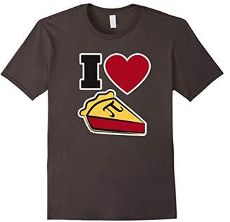 DAY Birger et Mikkelsen I love Cherry Pie shirt cherry pi t-shirt funny math