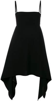Neil Barrett asymmetric hem dress