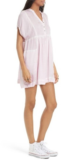 Women's Free People Rowan Minidress 3