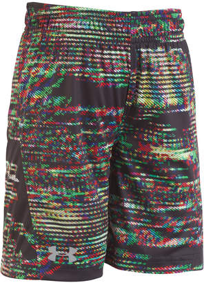Under Armour Little Boys Static Digital Boost Printed Shorts