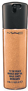 M·A·C MAC Bronzing To The Beach Body Oil