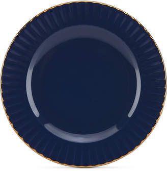 Lenox Marchesa by Ironstone Shades of Blue Party Plate