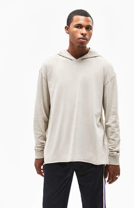 PacSun Pola Hooded Oversized Long Sleeve T-Shirt