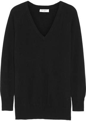 Equipment Asher Oversized Cashmere Sweater - Black