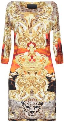 Philipp Plein Short dresses - Item 34944016QX
