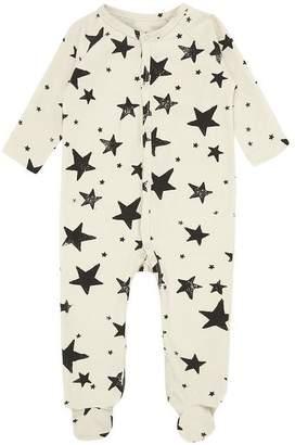 Noë & Zoe Footie Pyjama Baby Grow