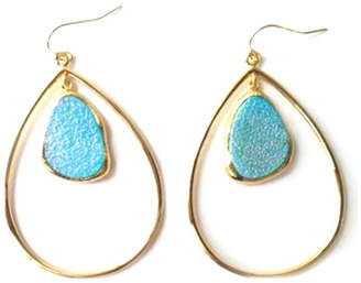 Marcia Moran Classic Drop-Loop Earring